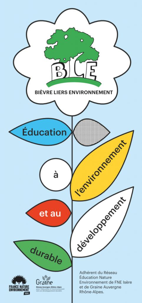 Plaquette des actions d'éducation à l'environnement et au développement durable